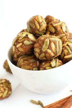 Dessert Recipe: Vegan Pumpkin Caramels #vegan #recipes #glutenfree #dessert #whatveganseat