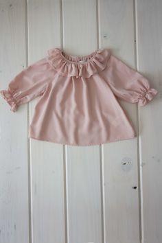 Camisa de bebé. Colección Granito  , para hermanos, Curro de loucas, invierno 2016