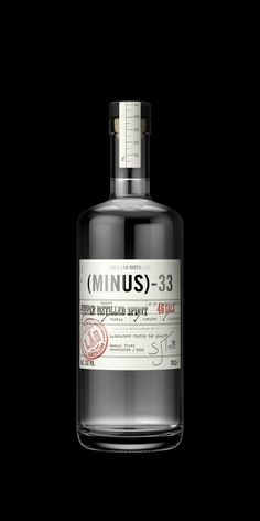 Minus 33 / designed by Good