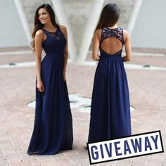 Navy Blue Prom Dress,Long Chiffon Bridesmaid Dress,cheap Bridesmaid Dress, Maxi Dress Bridesmaid Dres With Open Back Bridesmaid Dresses navy blue bridesmaid dresses Navy Blue Prom Dress Long, Navy Blue Bridesmaid Dresses, Navy Blue Dresses, Wedding Bridesmaids, Dress Wedding, Navy Wedding Dresses, Dress Prom, Formal Dress, Wedding Flowers