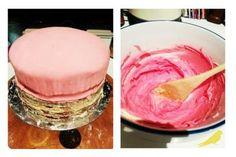 Pink fondant on our cake Fondant, Icing, Cake, Desserts, Recipes, Food, Tailgate Desserts, Deserts, Kuchen
