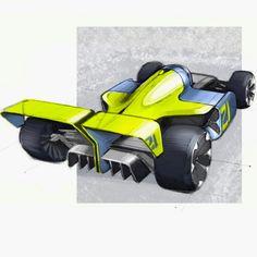 Random car sketches - open ended on Behance