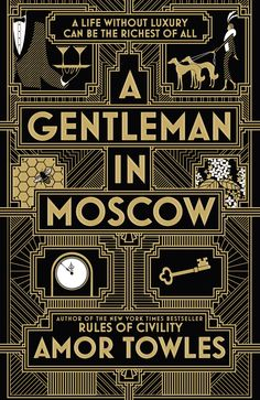 In 1922 Count Rostov is deemed an unrepentant aristocrat by a Bolshevik tribunal. He is sentenced to house arrest in The Metropol, a grand hotel across the street from the Kremlin. Rostov, an indomitable man of erudition and wit, has never worked a day in his life, and must now live in an attic room