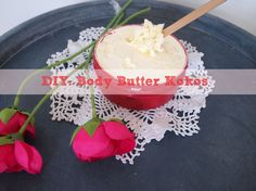 DIY:+Body+Butter+Kokos