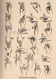 Sign Language ♥