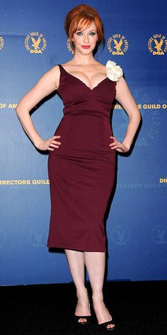 Christina Hendricks - Star Finder Gallery - Celebrity - InStyle