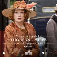 Downton Abbey (DowntonAbbey) on Twitter
