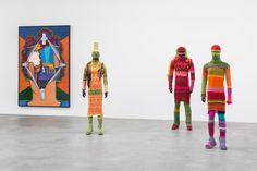 Exhibition - What Nerve! - Installation Views - Matthew Marks Gallery