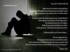 Selbstmord ist eine Lösung für gar nix.
