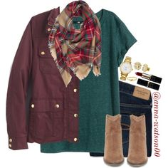 Finally thanks giving break!!! by anna-watson00 on Polyvore featuring polyvore, fashion, style, H&M, J.Crew, Abercrombie & Fitch, Steve Madden, Kate Spade, My Name Necklace and clothing
