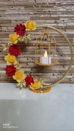 Door Hanging Decorations, Diy Diwali Decorations, Festival Decorations, Balloon Decorations, Diy Crafts For Home Decor, Diy Arts And Crafts, Diwali Craft For Children, Arti Thali Decoration, Diwali Diy