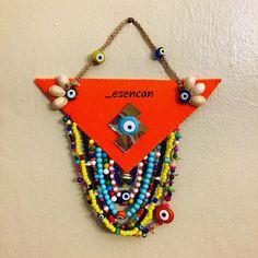 Nazarılık, nazar, keçe, nazar boncuğu, felt, feltro, amulet, design, hand made, turkish eye