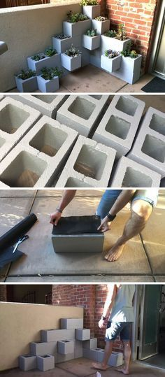 DIY your Christmas gifts this year with GLAMULET. they are 100% compatible with Pandora bracelets. Create your own inexpensive, modern and fully customizable DIY outdoor succulent planter using cinder blocks, landscaping fabric, cactus soil, and succulents