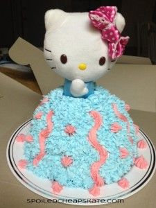 My Hello Kitty Cake Pops Fun Stuff Pinterest Cake pop