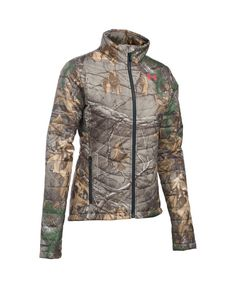 UNDER ARMOUR WOMENS FROST PUFFER JACKET XL US 16 >>> Details can be found by clicking on the image. (This is an affiliate link) #womenscoatsjacketsvests