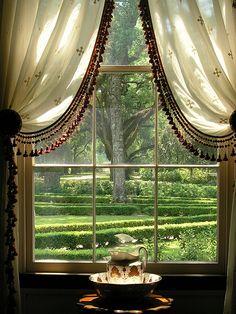 Georgian Style Window.