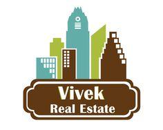 #logo #design #vivekrealestate #realestate #vivek #vivekmurugan