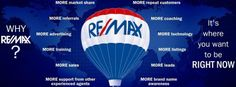 Why Remax? #Remax #RealEstate