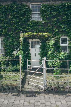 Door in Tipperary, Ireland