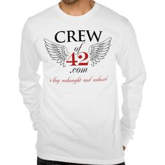 Crew of 42 Longsleeve for Hunks - MBRS on BACK T Shirt, Hoodie Sweatshirt