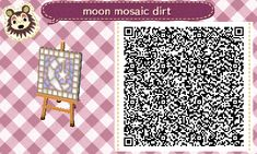 ACNL Animal crossing new leaf QR codes. Villager portraits & tiles by me. Part 4 (Bonus! Animal Crossing 3ds, Cabello Animal Crossing, Animal Crossing Qr Codes Clothes, Acnl Qr Code Sol, Acnl Pfade, Flag Code, Acnl Paths, Code Wallpaper, Mobile Wallpaper