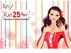 Handmade #accessories, #fashion items, #earrings, bracelets, rings, bracelet watch, kada bangles and gifts Get it @ http://www.styyo.com