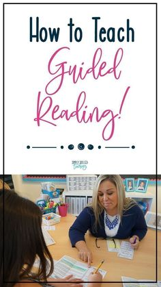 Do you know how to teach guided reading?