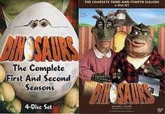 Dinosaurs Complete TV Series Seasons 1-4 1 2 3 4 Box / DVD Set(s) Collection NEW | eBay