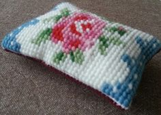 Cath kidston pincushion from her book stitch