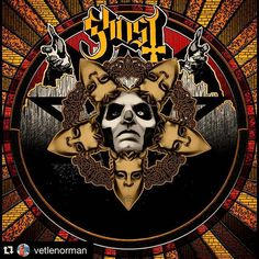 Amazing@thebandghostartwork by@vetlenorman・・・ *IF YOU WOULD LIKE US TO FEATURE YOUR ART JUST TAG US & USE THE HASHTAG#ChildrenofGhost. YOU MAY ALSO DM OR EMAIL US YOUR ARTWORK TO childrenofghost@gmail.com* ・・・