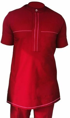 African Wear Styles For Men, African Dresses Men, African Attire For Men, African Clothing For Men, Nigerian Men Fashion, African Print Fashion, Africa Fashion, African Print Shirt, African Shirts