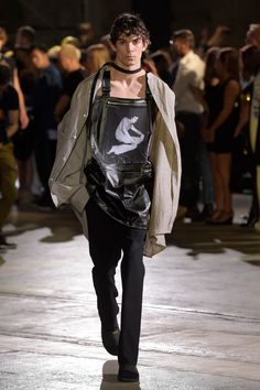 Spring Collection from Raf Simons