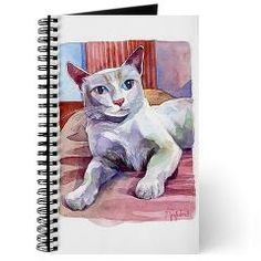 Lovely Cat Journal > Dagugli Art Shop