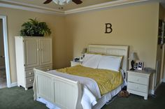 Organized and Simplified!: Master bedroom remodel: just a few ideas