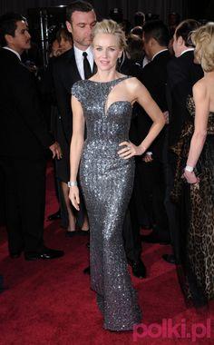 Naomi Watts w kreacji Giorgio Armani Prive