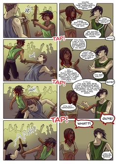 Chapter 2 - Butterfly Effect - Page 6 by ssst.deviantart.com on @DeviantArt