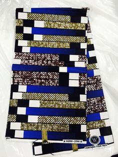 African FabricQuality Wax /Fabric/African Prints/African Fabric/Ankara/Crafts/African Clothing/Best Quality sold per yard by PFABdesigns on Etsy https://www.etsy.com/listing/533191625/african-fabricquality-wax-fabricafrican