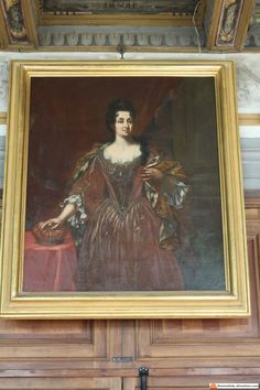 Marguerite Louise d'Orleans - Medici family Check more at http://florenceitaly-attractions.com/marguerite-louise-dorleans-medici-family/