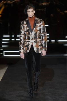 Male Fashion Trends: DAKS Fall/Winter 2016/17 - Milán Fashion Week