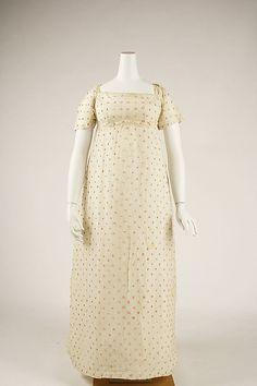 Dress, ca. 1810