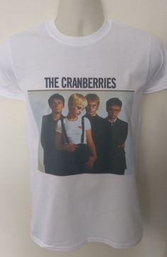 The Cranberries t-shirt dog man star oasis vintage band shirt London suede sleater kinney