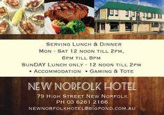 New Norfolk Hotel