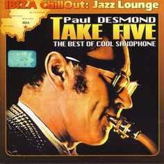 Paul Desmond - Take Five (The best of cool saxophone) (2004)