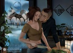 Suki And Sokka, Suki Avatar, The Last Avatar, Avatar The Last Airbender Art, Avatar Series, Team Avatar, Fire Nation, Avatar Couple, Zuko