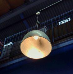 【送料込】アルミ ランプシェード ☆シャビー × インダストリアルSilver☆