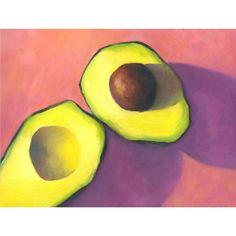 Kitchen Art Prints, Kitchen Wall Art, Life Kitchen, Kitchen Decor, Fresco, Avocado Art, Guacamole, Candy Art, Bright Art