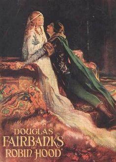 """""""Robin Hood"""" directed by Allan Dwan / highest grossing film in 1922."""