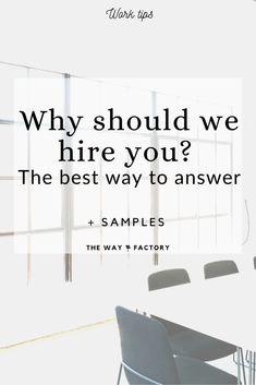 Job Interview Answers, Job Interview Preparation, Interview Skills, Job Interview Tips, Resume Advice, Resume Writing Tips, Job Resume, Work Goals, Job Information