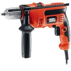 BLACK & DECKER 1/2-in Corded Hammer Drill
