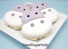 hippos cookie-decorating